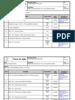 PLANO AÇÃO - ISO 90012000