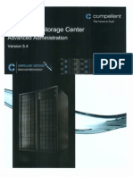 Compellent Storage Center (Advanced Administration) Training Guide - Intro