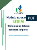 Modelo Educativo UTEM
