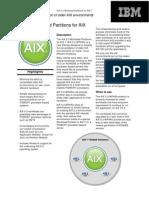 AIX 5.3 Workload Partitions for AIX