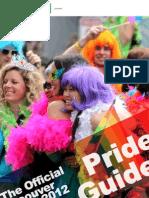 2012 Vancouver Pride Guide