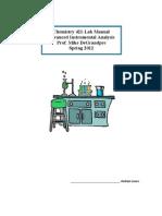 421 Manual 2012