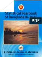 Bangladesh statistics yearbook 2011