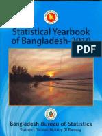 Bangladesh statistics yearbook 2011