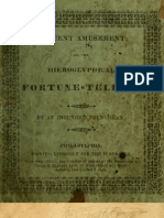 Innocent Amusement or the Hieroglyhical Fortune Teller 1832 Complete