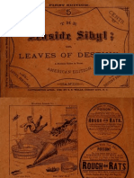 The Seaside Sibyl or Leaves of Destiny 1882 Complete