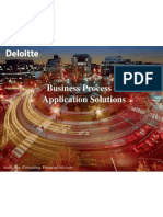 Deloitte BPAS Information