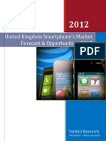 United Kingdom Smartphone Market Forecast and Opportunities 2017