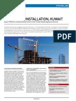 Case Study - ipoque - Enterprise Installation Kuwait
