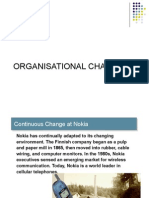 Organisational Change and Development(1)