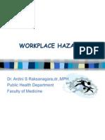 1.2 Workplace Hazards