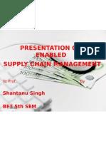 Presentation on SCM by Lucky