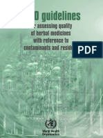 WHO guidelines for assessing quality of herbal mediciness14878e.pdf