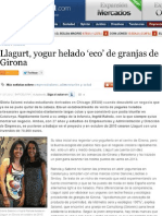 Noticia Llagurt