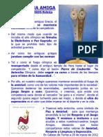 Manifiesto Antorcha Amiga 2012