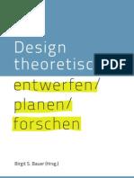 Design Theoretisch 2012 Reader