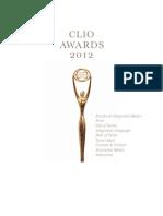 Clio Awards 2012
