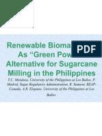 3 Renewable Biomass
