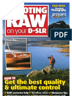 Shooting RAW on Your D-SLR
