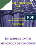 TUBEdek-PPT
