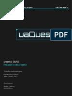Projeto uaQuest - Relatório Final