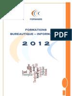 Catalogue Bureautique