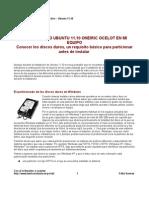 03 Los Discos Duros y Particiones en Windows y Ubuntu