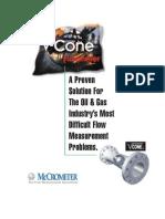 Cone Type Flow Meters