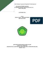 Format Pelaporan