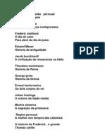 Dicas de Leitura Olavo de Carvalho