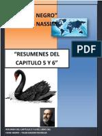 Trabajo de Resumen Del Capitulo 5 y 6 Del Cisne Negro