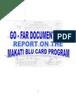 BPLNCR-GF-Makati Blu Card Program, Makati City
