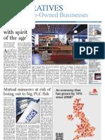 Reportaje Sobre Cooperativas en Financial Times