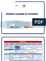 Calendar of Activities 2012-2013-Final
