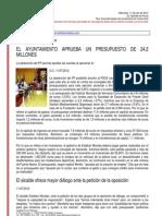Resumen de Prensa 11-07-2012