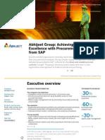 SAP Case Study