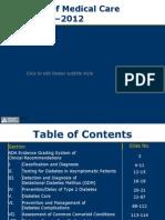 ADA Standards of Medical Care 2012 FINAL