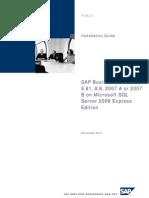 Instal SQL Server 2008