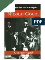 O Inspetor Geral - Nicolai Gogol