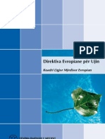 Direktiva Europiane Per Ujin