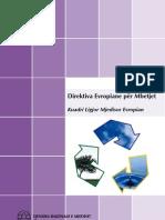 Direktiva Europiane Per Mbetjet