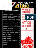 OccupySydneyZine 2012 07 13 I13V3 eBook (Small)