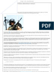 Army Manual Outlines Plan to Kill Rioters, Demonstrators in America