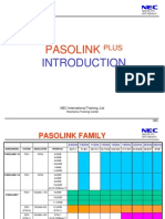 Pasolink Plus Modified
