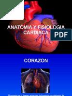 Diapositivas Anatomia y Fisiologia Cardiaca