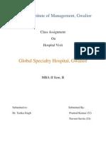 Hospital Visit of Pramod and Naveen