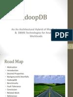 HadoopDB