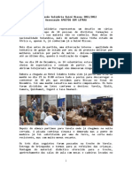 III Missao Solidaria Guine Bissau Dez 2011- Jan 2012