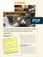 Best Practice 6.Grease Construction and Function