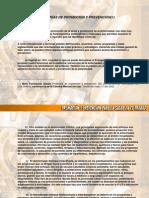 Conceptos y Teorias de Promocion y Prevencion